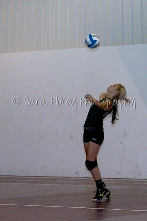 '12 Cyclone Volleyball
