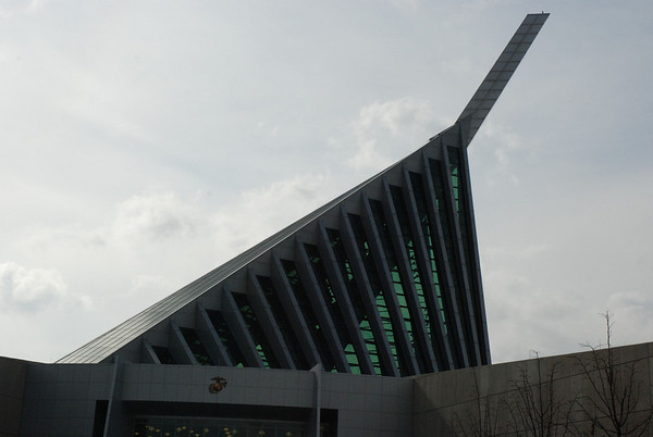 Cadets visit Pentagon & Marine Museum