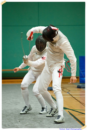 Fencing - 劍擊