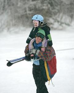 Christmas Ski School '07