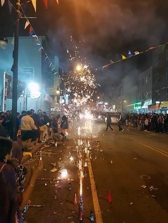 Diwali@NewarkAve7thNov2018