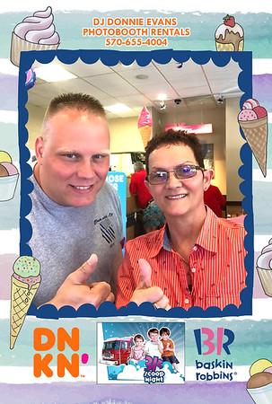 Dunkin 31 cents Ice Cream 2019