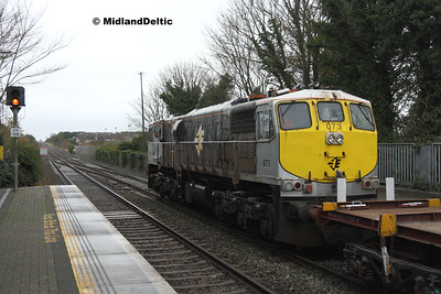 Portlaoise Rail, 04-12-2015