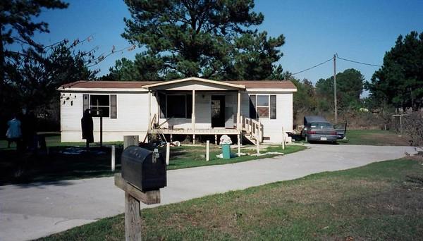 DART-North Carolina-Hurricane Floyd. Rocky Mount, Tarboro Floods 10/1999
