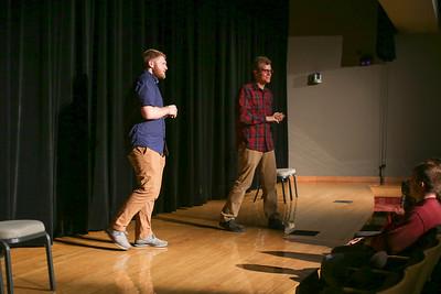 8th Floor Improv Alumni Show