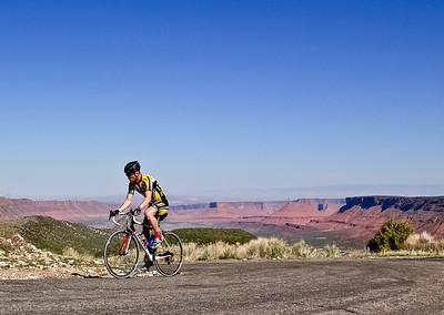 Gran fondo Moab, Utah 2011