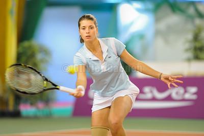 Open feminin 2008 : les Matchs
