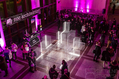 Projekt Noc Architektúry 2018