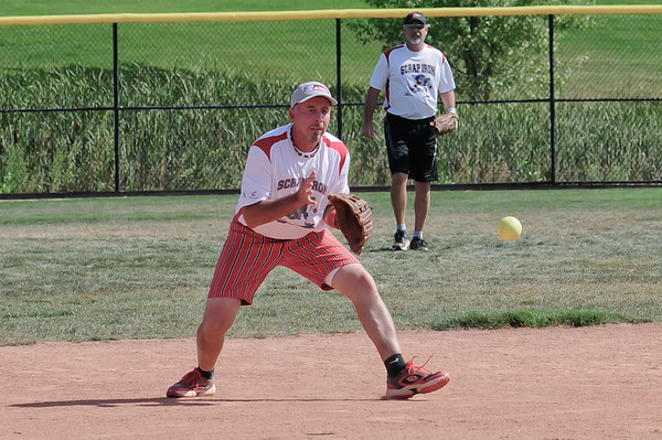 2011 Wood Bat Classic - Rapid Erectors vs The Knights - 9.11.11 - Championship Game