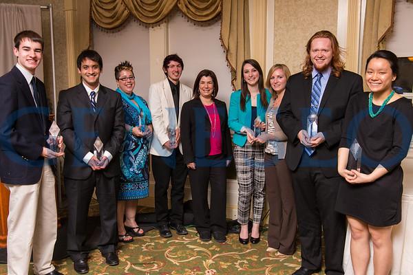 2013 Volunteer Service Award Dinner