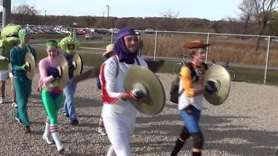 2010  Halloween Video Clips