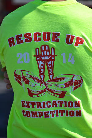 """2014 2nd Annual Rutherford Rescue 5 """"Rescue Up"""" Extrication Competition and Family Fun Day"""