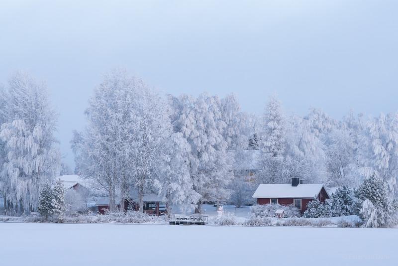 Winter in Oulu