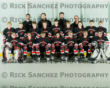 2010 - 2011 2000 Squirt Major