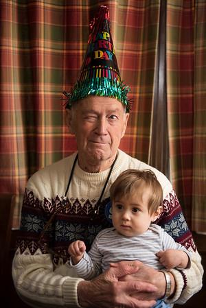 Ed Postler's 90th Birthday