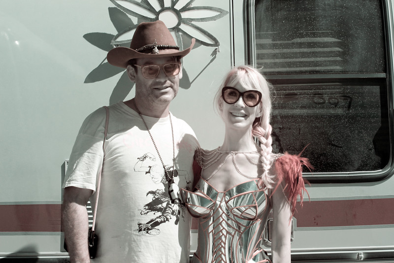 Randy Polumbo & Tracy Stern