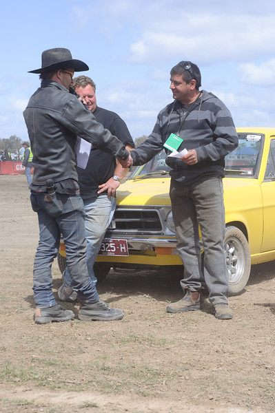 2012 Ute Muster | Action