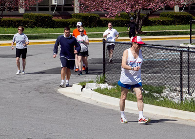Racewalking Clinic 2011