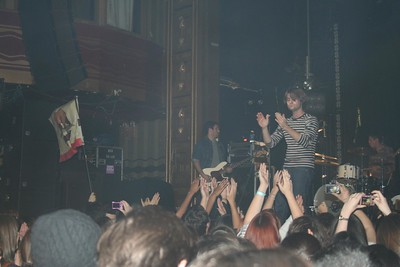 12/11/2009 Webster Hall, NYC (by Peter)