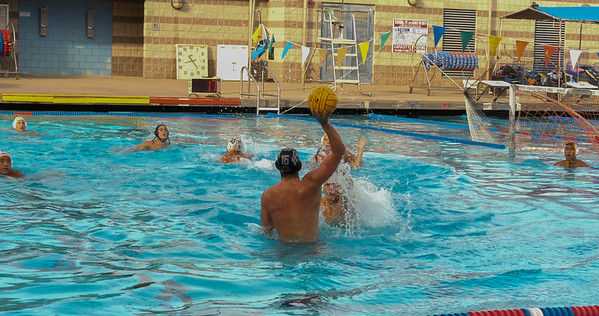 161105 - NCS MEN'S WATER POLO (LIVERMORE v. ALAMEDA)