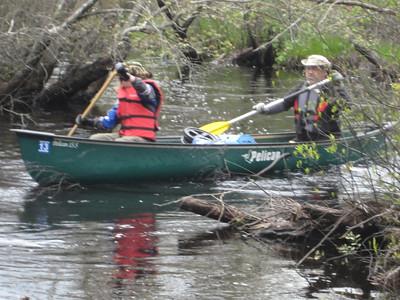 Pine Barrens Canoe Trip