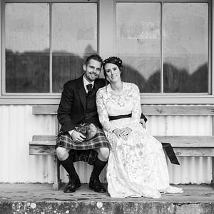 Megan & David Scott