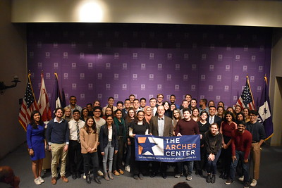 02.26.2020 Young Leaders Network: A Conversation with Peter Wehner