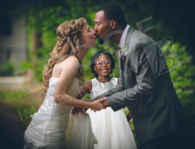 Alyssa & Dieuvenson Wedding