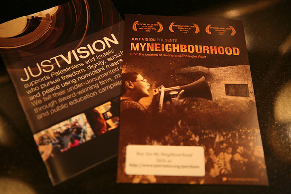 Just Vision - My Neighborhood Premiere Proofs
