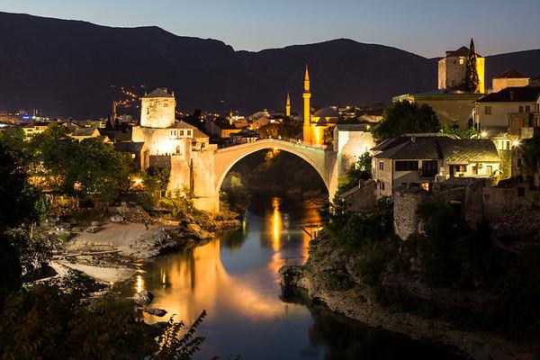 Mostar and Blagaj