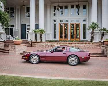 Vettes at the Village 04/21/2018