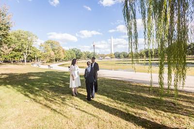 01 Ceremony @ Constitution Gardens