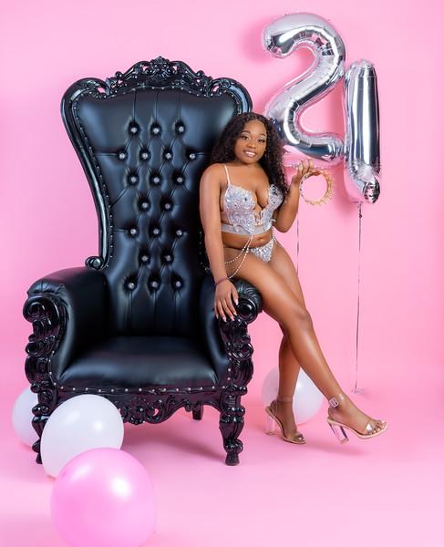 Dominique's 21st Birthday