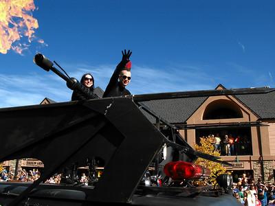 2008 Coffin Races