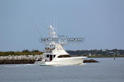 2011 El Pescado Billfish Tournament - Day 2 Afternoon Check-In