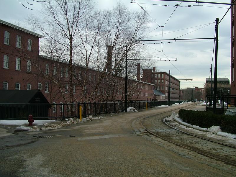 Boott Cotton Mills - Lowell, MA