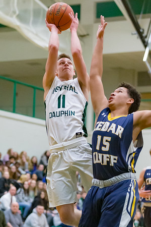 2019-01-14 | Boys | Central Dauphin vs. Cedar Cliff