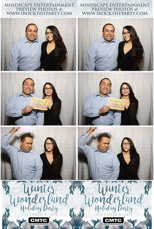 CMTC Holiday Party- Photo Booth Pictures