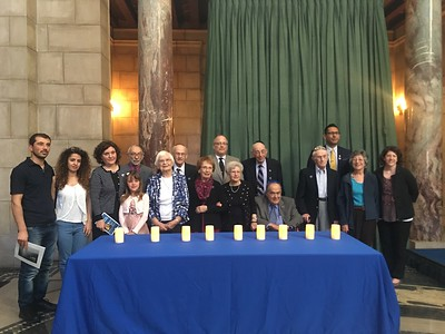 State Holocaust Remembrance at the State Capitol