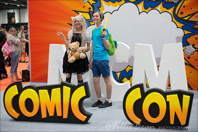 MCM London Comic Con May 2016