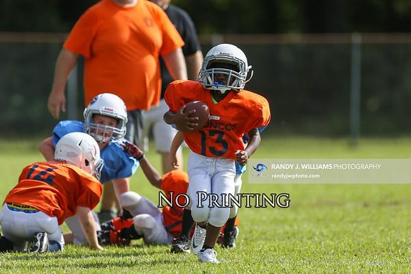 ACYFL: Broncos vs. Titans