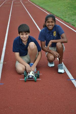 Vex Robotics Race Cars