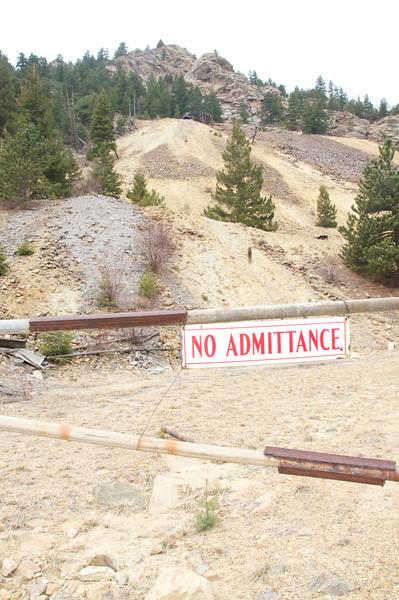 Phoenix Gold Mine, Colorado