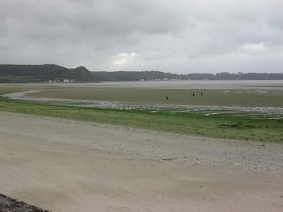 Langs kysten av Bretagne