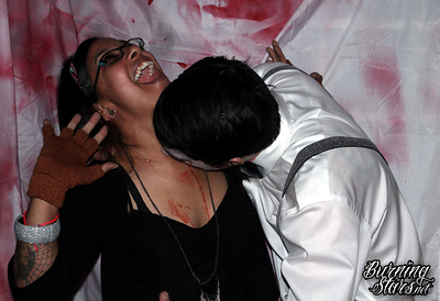 Zombie Prom @ Boardners (Hollywood, CA); 02/14/12