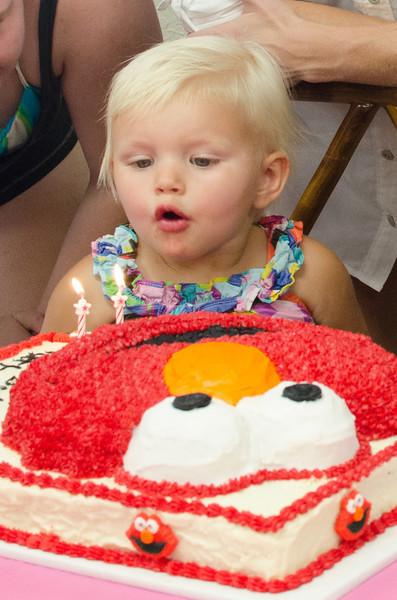 Katherine's 2nd Birthday Party