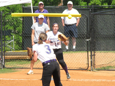 Trinity Softball Game 04-09-11