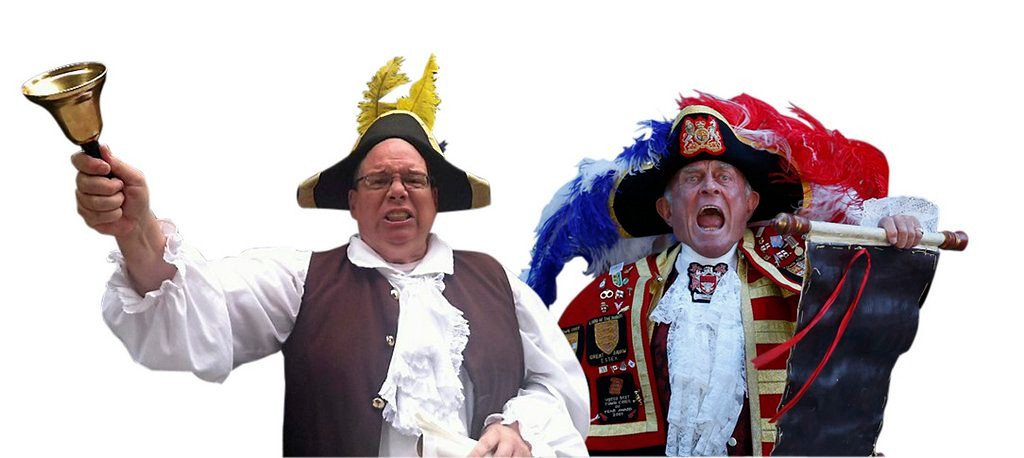 ". <p> 40. TOWN CRIERS <p>Always using royal births as a cheap excuse for shameless self-promotion. <p><b><a href=\'http://www.twincities.com/twins/ci_23721515/hear-ye-hear-ye-announcing-mauer-twins-st\' target=""_blank\""> HUH?</a></b> <p>   (Pioneer Press photo illustration/AP photo)"