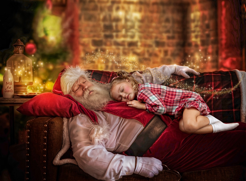 Mandy Santa glitter.jpg
