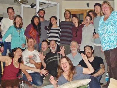 Bud's Birthday Potluck 03-03-2015